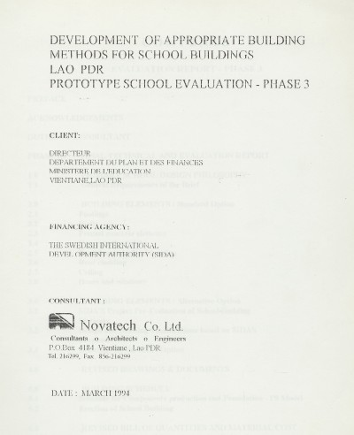 Building methods booklet